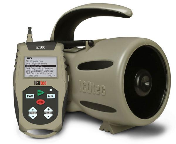ICOtec GC500 - Programmable Caller - 200 Calls  GC500